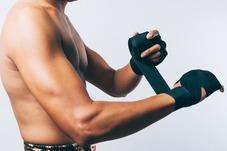 男性ボクサー
