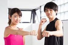 男性と女性のボクサー