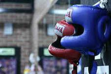 ボクシングヘルメット